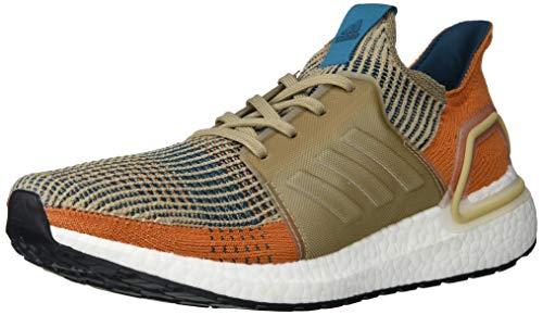 adidas Men's Ultraboost 19 Running Shoe, Tech Copper/Trace Khaki/Tech Mineral, 7.5 UK