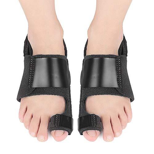 Ortesis férula, una ortesis utiliza for apoyar los dedos y el pulgar, utilizado for proteger y aliviar el Hallux Valgus, una herramienta de Ortopedia Se utiliza en interiores y exteriores, uno