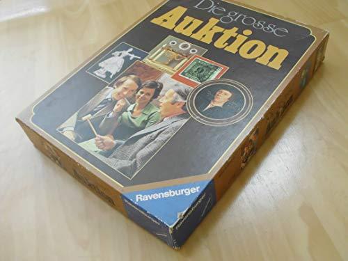 Die grosse Auktion - Das Brettspiel