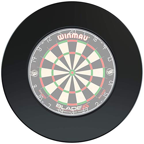Nodor Dartboard Surround (Plain Black)
