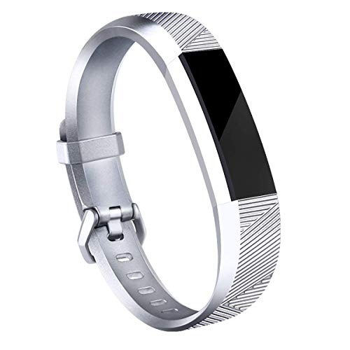 AK Bands Compatible for Fitbit Alta/Fitbit Alta HR (10 Pack), Sports Replacement Bands for Fitbit Alta/Alta HR/Ace
