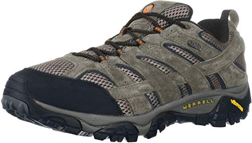 Merrell Moab 2 Waterproof Men 7.5 Walnut