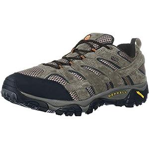 Merrell Men's Moab 2 Waterproof Walnut Hiking Shoe 14 M US