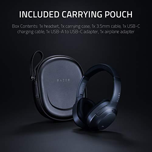 Razer Opus Active No   ise Cancelling ANC Wireless Headphones: THX Audio Tuning - 25 Hr Battery - Bluetooth