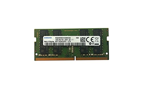 Arbeitsspeicher, Samsung, 16 GB, DDR4, PC4-21300, 2666 MHz, 260 PIN SODIMM, 1,2V, CL 19, PC, RAM, Speicher-Modul