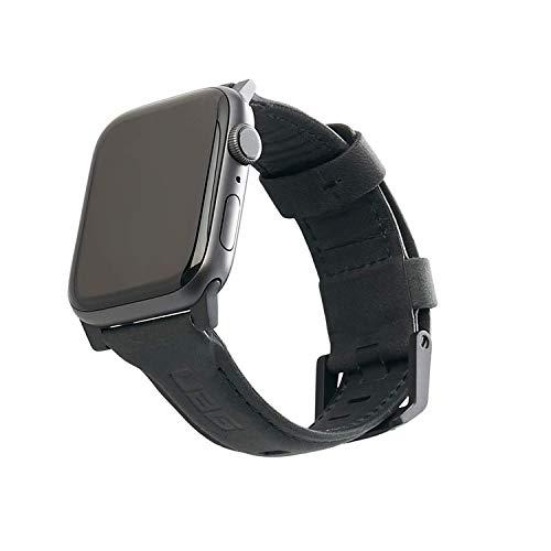 Bracelete UAG Italea Apple Watch 42, 44 mm Preto