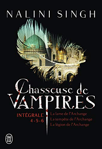 Chasseuse de vampires - L'Intégrale 2 (Tomes 4, 5 et 6) (French Edition)