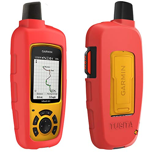 Why Should You Buy TUSITA Case for Garmin inReach SE+,inReach Explorer Plus - Silicone Protective Co...