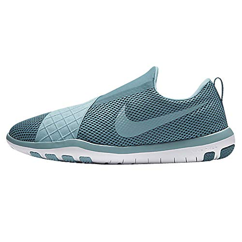 Nike Damen WMNS Free Connect Hallenschuhe, Blau (Smokey Blue/White/mica Blue), 40 EU