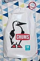 CHUMS 2021福袋 メンズM パンツ Tシャツ パーカー3点セット+オマケ店舗購入ノベルティステッカー チャムス