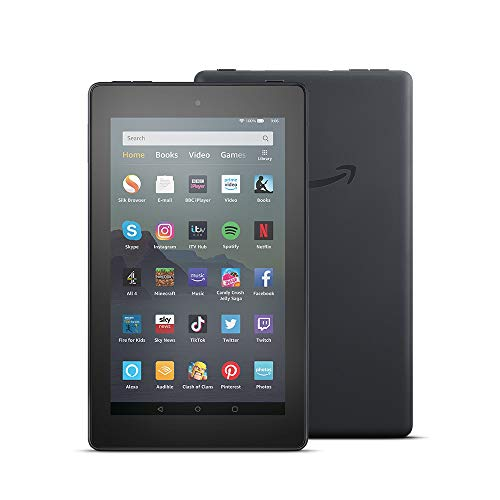 Fire 7 Tablet | 7' display, 16 GB, Black with Special Offers