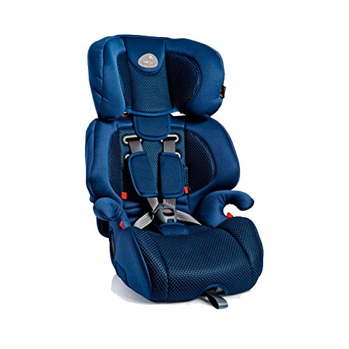Seggiolino auto Bellelli Gio Plus Fix FASHION BLUE [01GIP045IFBBY]