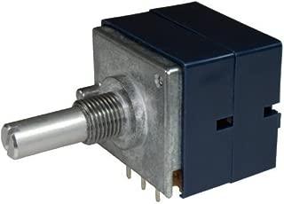 ALPS 4x Potenci/ómetro con motor 100k Registro rk16814mg Potenci/ómetro Rotatorio 100kax4 Ohmio rk16814mga0k