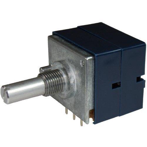 Alps 10k Registro Rk27112 Stereo Potenciómetro Rotatorio Stereo...