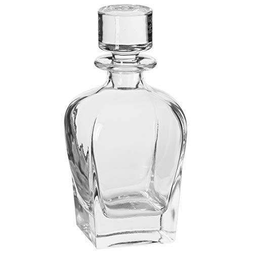 Trinkware Meriden Whiskey Decanter 24 oz - Wine Decanter - Liquor Barware