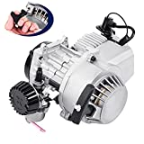 Ambienceo 49cc 2 Tiempos Motor Inicio de retroceso Minipara Gas...
