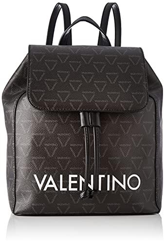 Valentino Bags Womens LIUTO Backpack, Nero/Multicolor, one size