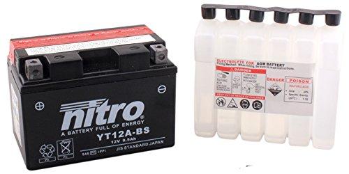 Nitro YT12A-BS -N- Batería