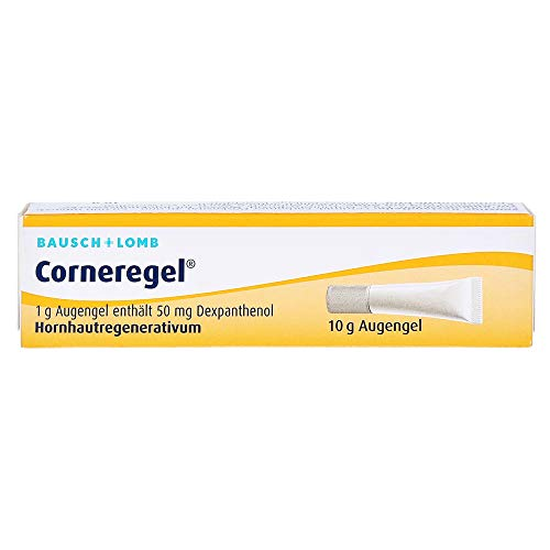 CORNEREGEL Augengel 10 g