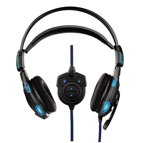 uRage Reaper Gaming-Headset schwarz