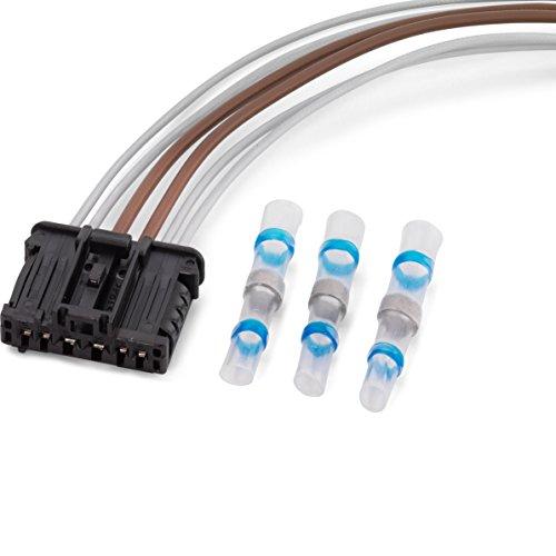 Dacia Renault PSA Kit de réparation pour faisceau de câbles feu arrière
