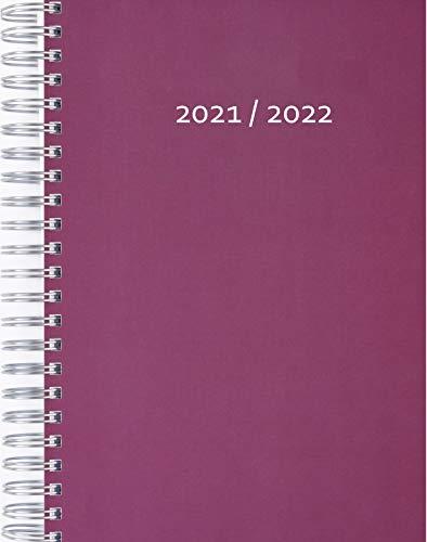 2021/2022 dikke kalender (31/7/21) – 31/7/22) – braambessen – per dag een volledige A4-pagina.