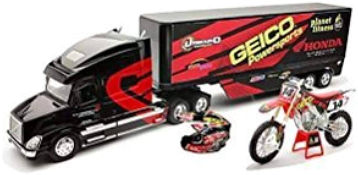nuovo   giocattoli 1 32 Scale Rig - Kevin Windlham Ultimate Gift Set SS-14265 by nuovo
