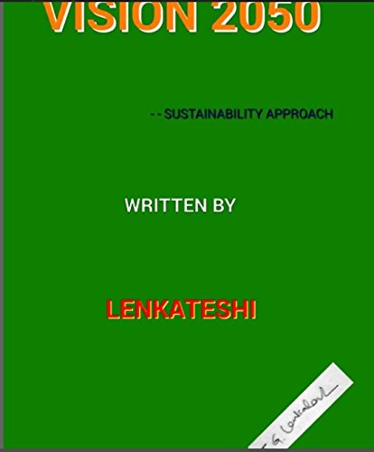 Vision 2050 sustainibility