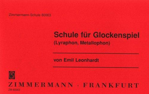 Schule für Glockenspiel (Lyraphon, Metallophon): Glockenspiel (Lyraphon, Metallophon).