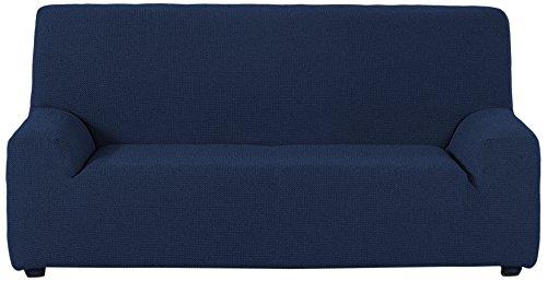 Casa Textil Fundas de Sofa, Azul, Tres_plazas