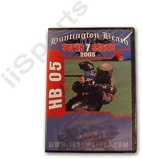 Traumahead Sportz Huntington Beach Paintball Open 2005 DVD series 7 nppl