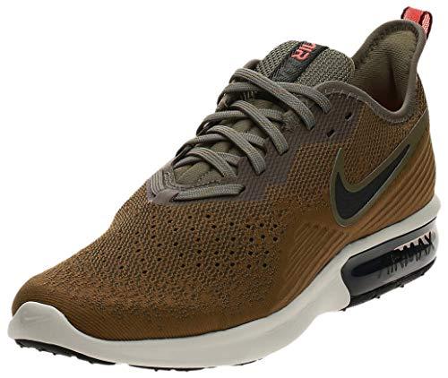 Nike Roshe Run Print, Damen Laufschuhe, Mehrfarbig (Lt orwd brn/sl-hypr pnch-orwd 160), 44 EU (9 UK)
