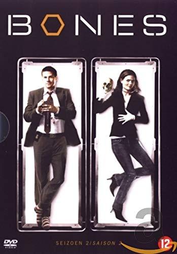 Bones - Season 2 (6 DVDs)