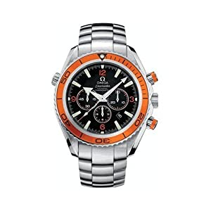 Omega Men's 2218.50.00 Seamaster Planet Ocean Automatic Chronometer Chronograph Watch Reviews and Buy NOW!!! and review