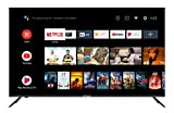 Konka 50-Inch Class U5 Series 4K Ultra HD Smart TV with Android TV and Voice Remote (50U55A, 2020 Model)