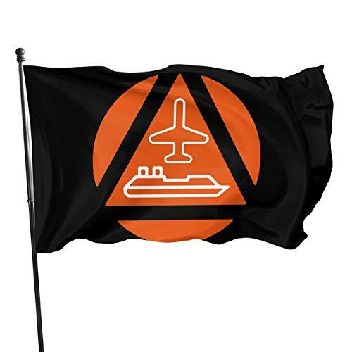 N / A 3X5 Ft,Demonstrationsflagge,Garten Banner,Gartendekoration Flagge,Dekoration Flagge,Welcome Gartenflagge,Haus Yard Flagge,Bermuda Triangle Spread