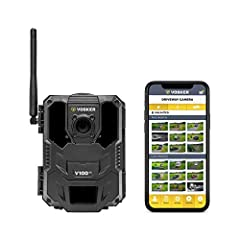 ✅ ADVANCED 4G (US Model) - Based Security Camera – This wireless security camera system offers enhanced visual protection for country home, construction site or boat dock a priority to help deter potential thieves. Monitor anything, anywhere! See V10...