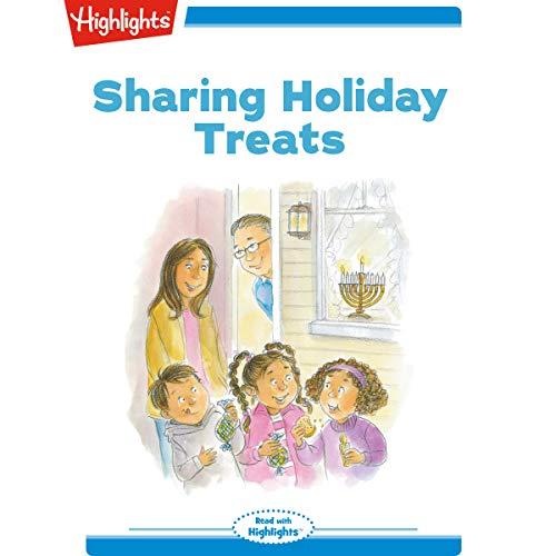 Sharing Holiday Treats copertina