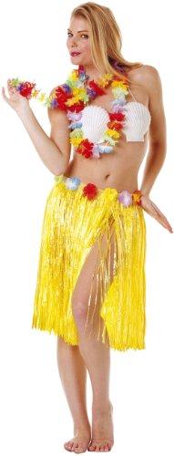 Cesar B644-001 - Disfraz de hawaiana para mujer, talla 38-40 ...