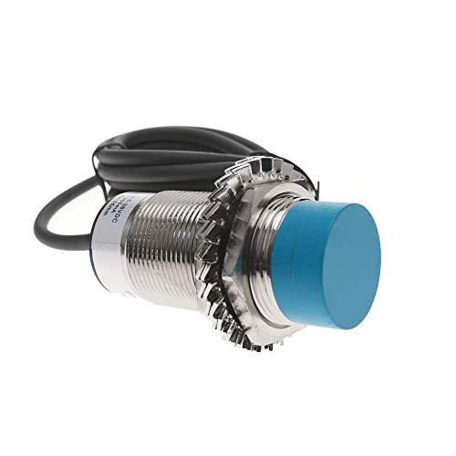 BeMatik - Induktive Näherungsschalter Sensor 6-36 VDC PNP NO M30 Sn:15mm