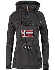 Geographical Norway Downcity Windbreaker kurtka damska