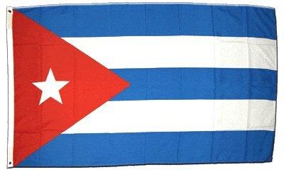 XXL Flagge Fahne Kuba 150 x 250 cm