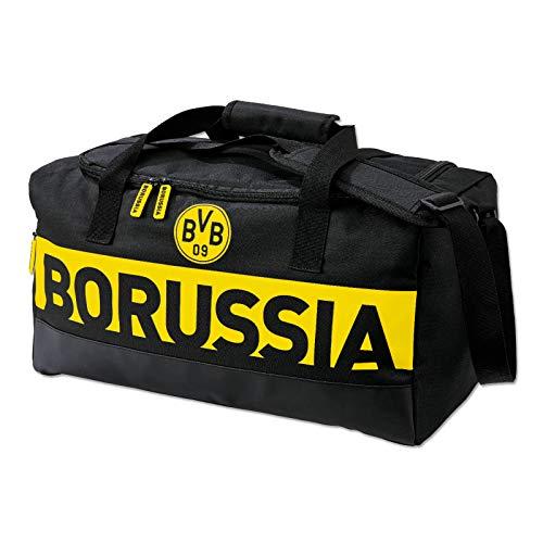 Borussia Dortmund Sporttasche Tasche (one Size, schwarz/gelb)
