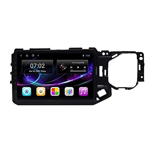 MGYQ Radio De Coche Bluetooth con Pantalla Táctil 1080P De 9 Pulgadas, para Chery Tiggo 4X 5X 2017-2018 Autoradio Soporte Control del Volante FM/AUX Reproducción/Navegación GPS,Octa Core,4G WiFi 4+64