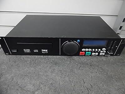 IMG Stage Line CD-164DJ DJ CD Player