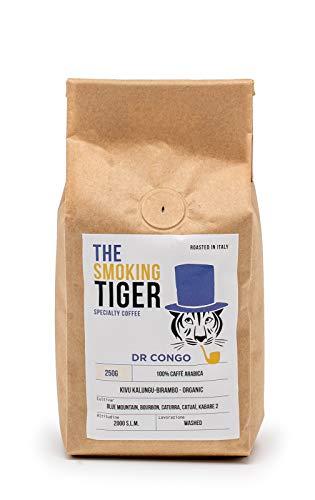 Specialty Coffee Biologico - DR Congo - Kalungu-Birambo - Washed - caffè in grani (250g)