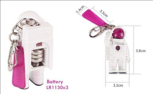 Mr.Yupychil Lighting Key chain