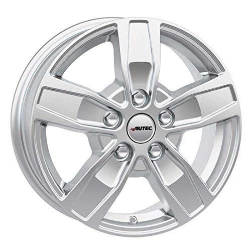 Autec - Llantas Quantro 7,5 x 18 ET50 5 x 160 SIL para Ford Tourneo Custom Transit Tourneo