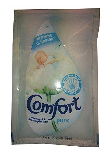 Comfort Reines Konzentrat Flüßig Stoff Haarspülung - Jede päckchen ist genug für eine groß load - 10 x 55ml
