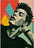 WANGJINGJING High Pixel Poster Shawn Mendes Poster